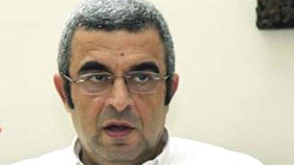 الدكتور إيهاب إدوارد الخراط