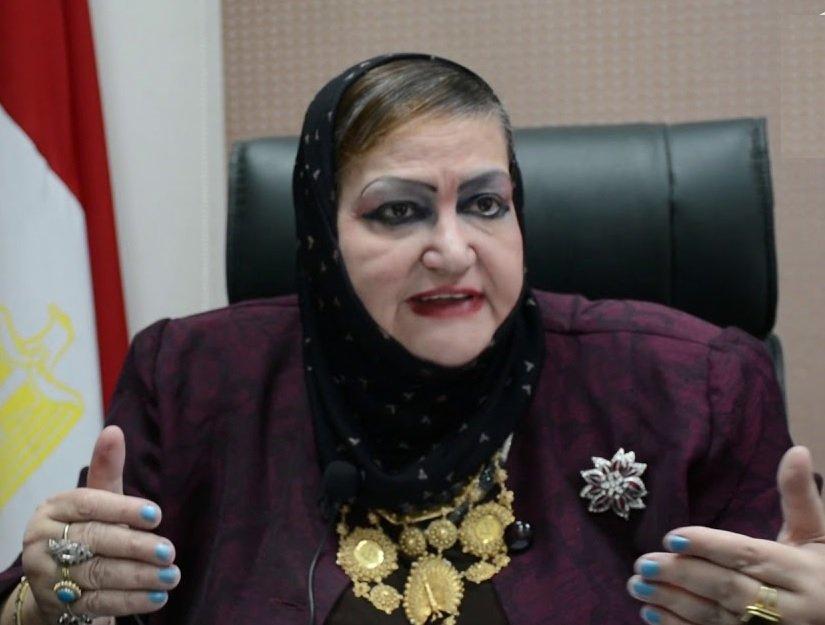 المستشارة سامية عبد الغنى المتيم