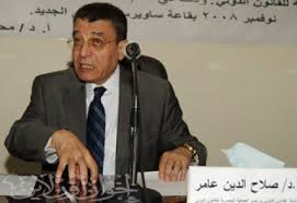 الدكتور صلاح الدين محمود فوزى عامر