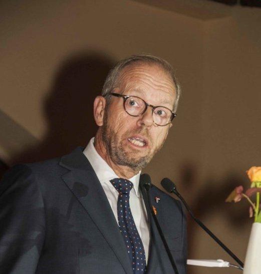 """رئيس """"القومي لحقوق الإنسان"""" يستقبل السفير الهولندي بالقاهرة"""