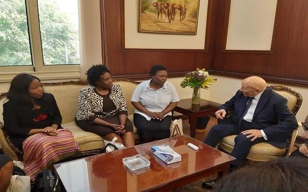 زيمبابوي تتعرف علي التجربة المصرية في حقوق الانسان