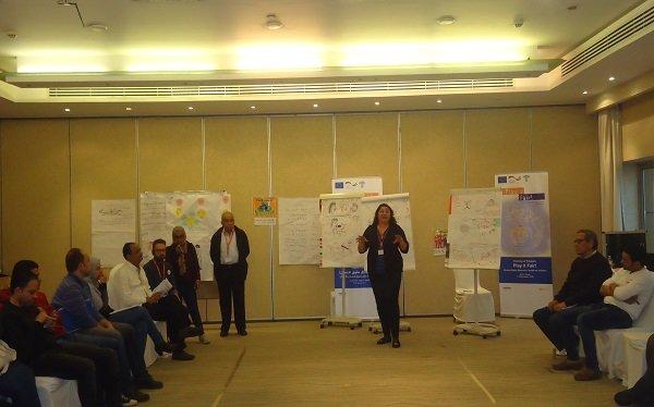فعاليات اليوم الثانى البرنامج التدريبى لبناء قدرات العاملين بالمجلس القومى لحقوق الإنسان