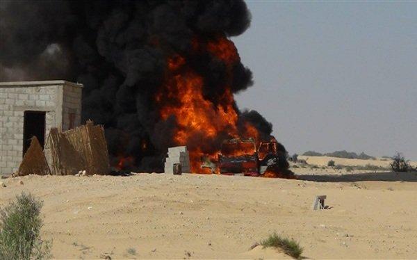 """""""القومي لحقوق الإنسان"""" يدين الإرهاب فى شمال سيناء"""