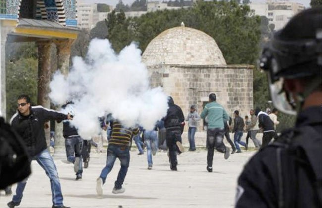 مخلص قطب يدين إقتحام القوات الإسرائيلية للمسجد الاقصى