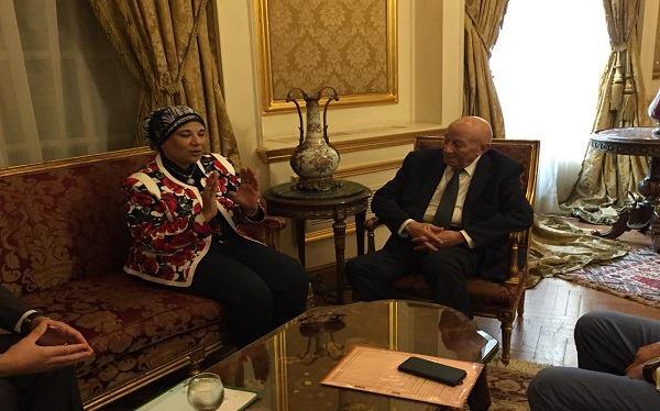 """رئيس """"القومي لحقوق الإنسان""""يؤكد على أولوية تحقيق العدالة بالضريبة العقارية"""