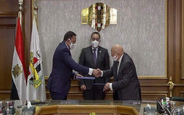 """رئيس """"القومي لحقوق الإنسان"""" يوقع بروتوكول التعاون مع هيئة الرقابة الإدارية"""