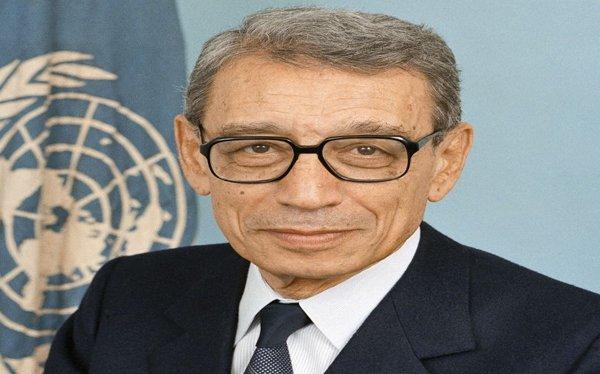 د. بطرس بطرس غالى: مجلس حقوق الإنسان عازم على مواصلة نشر الوعى الحقوقى