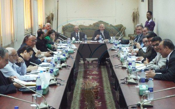 بيان الاجتماع الشهري للمجلس القومي لحقوق الإنسان