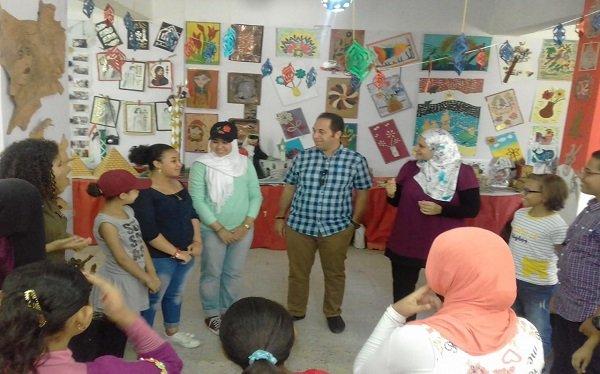 """""""القومى لحقوق الإنسان"""" يعقد ورشة عمل للأطفال حول حقوق الإنسان"""
